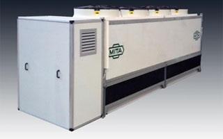 La refrigeración adiabática Torraval con humectación previa reduce el consumo energético