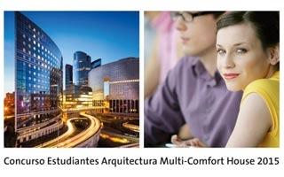 Nueva edición del Concurso Internacional de arquitectura Multi-Comfort House  de Isover
