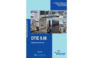 Nuevo Documento Técnico DTIE de ATECYR sobre Bombas de Calor a Gas