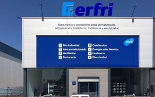 Nueva tienda de Erfri en Córdoba