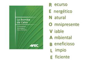 """AFEC reúne un gran número de profesionales en la presentación del libro sobre """"La Bomba de Calor"""" en Climatización 2015"""