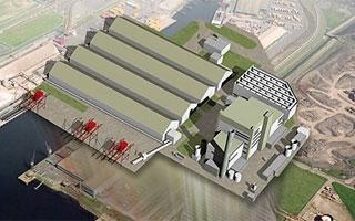 Abengoa y Toshiba construirán la mayor planta de energía de biomasa del mundo