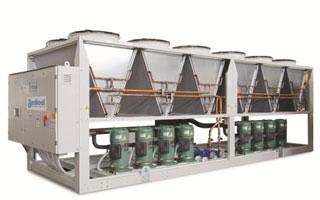 Enfriadoras y bombas de calor WinPOWER de Sedical