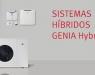 Sistemas híbridos bomba de calor - caldera Genia Hybrid de Saunier Duval