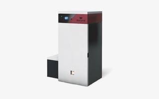 Nueva línea de calderas de biomasa de baja temperatura de Biocurve