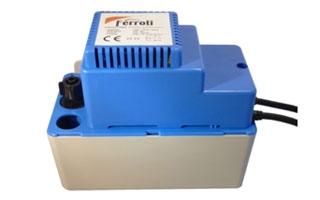 Nueva bomba de condensados para calderas CONDESsafe 4 de Ferroli