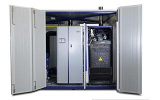 Equipo Autónomo de Cubierta Ygnis con caldera de condensación Varmax