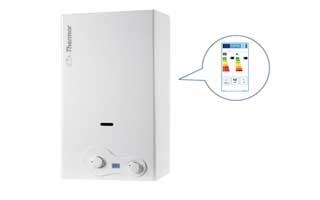 Productos de Agua Caliente: Calentadores a gas de Thermor adaptados a la directiva ErP y ELD