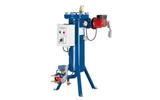 Filtro magnético MAG ´NET EVO mejora el rendimiento de la instalación de calefacción