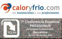 Caloryfrio.com será media partner de la 7º Conferencia Española PassivHaus