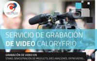 Caloryfrio.com ofrece la posibilidad de grabar videos a los expositores de Expobiomasa para su posterior divulgación y promoción en diversos medios