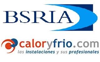 Caloryfrio.com y BSRIA firman un acuerdo para la divulgación en exclusiva de contenidos de sus informes de mercado de la climatización y las energías renovables