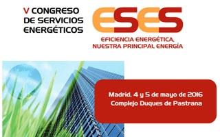 Saunier Duval patrocina el V Congreso de Servicios Energéticos (ESES)