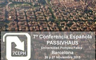 Zehnder patrocina la 7º Conferencia Española PassivHaus