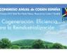 XI Congreso de Cogen España. La cogeneración: eficiencia para la reindustrialización