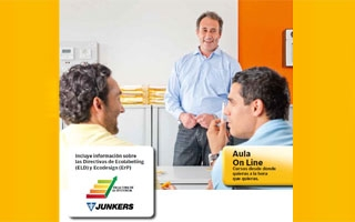 Nuevo Plan de formación Junkers para instaladores profesionales