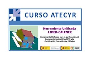 Curso ATECYR Presentación de las novedades de la Herramienta Unificada Lider-Calener