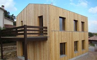 España certifica la primera casa pasiva de madera y paja
