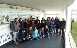 3ª Competición Nacional de Eficiencia Energética en la Formación Profesional de Schneider Electric