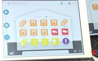 TaHoma®, sistema domótico de Somfy para control de la vivienda