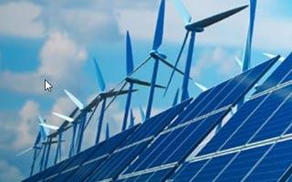 Los partidos políticos exponen sus propuestas sobre energías renovables