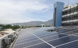 SMA participa en la primera planta de energía solar fotovoltaica en la Asamblea Legislativa de El Salvador