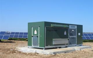 Ingeteam pone en marcha una de las plantas de energía solar fotovoltaica más grandes del Reino Unido
