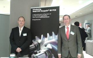 """Entrevista a Alessandro Di Maio y Rainer Lange de ExxonMobil Lubricants & Specialties Company: """"España es una excelente mercado debido a su tipo de cadena de frío"""""""