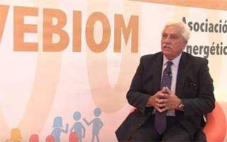 """Entrevista a Javier Díaz, Presidente de AVEBIOM: """"Si usted pone una caldera de biomasa en su casa, automáticamente tiene la clasificación A"""""""