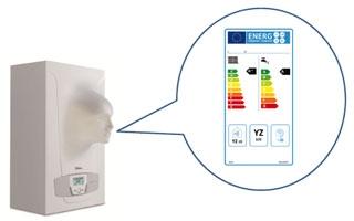 Ponencia de BAXI Calefacción sobre el Reglamento europeo de Ecodiseño (ErP) y etiquetado energético