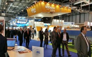 Climatización y Genera 2015 consolidan su liderazgo en los sectores de la climatización y las energías renovables y el medio ambiente