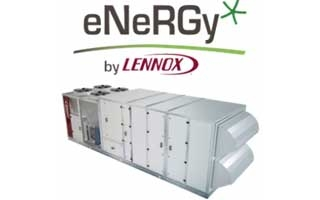 ENERGY, nuevo rooftop para soluciones de tratamiento de aire de Lennox en la Galería de la Innovación de Climatización 2015