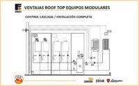 """Ponencia Ferroli """"Equipos autónomos de generación de calor de condensación (Roof Top) en instalaciones de calefacción central eficientes"""""""