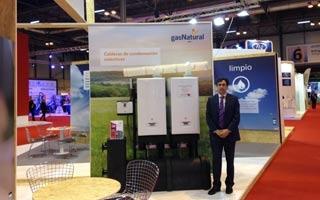 Saunier Duval participó en una ponencia sobre calderas de alta potencia en la feria de Climatización 2015