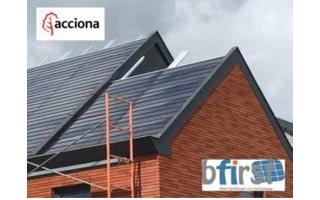 BFIRST, catálogo de nuevos productos fotovoltaicos para la integración arquitectónica realizados en matriz composite monolítica