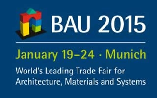 La Feria Bau de Munich se desarrolla en torno a la eficiencia energética, las ciudades inteligentes y el ecodiseño