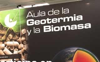 Aula Hunosa de la Geotermia y la Biomasa