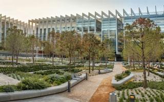 El Campus Repsol, consigue la certificación LEED con los sistemas para ahorro de agua de Presto Ibérica