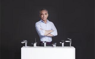Selección de grifos de diseño Griferías Galindo del arquitecto Joaquín Torres