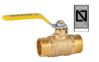 Genebre presenta la Serie de Válvulas de Gas con certificación AENOR
