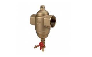 Desfangador magnético R146M de Giacomini para eliminar impurezas del circuito hidráulico