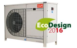 Las Unidades Condensadoras Optyma™ de Danfoss cumplen con la norma EcoDesign 2016