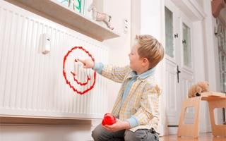 Repartidores de costes Techem, soluciones inteligentes para individualizar el consumo de calefacción central