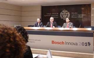 Bosch organiza en Bilbao la jornada Bosch Innova sobre ahorro de energía en la industria