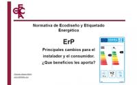 Cómo afectan los reglamentos Erp y de etiquetado energético a instaladores y consumidores