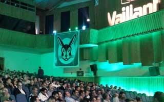 Vaillant presenta sus novedades ante 250 profesionales