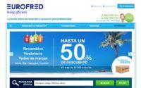 Eurofred celebra el primer aniversario de su tienda online de recambios con grandes descuentos