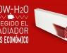 El radiador de baja temperatura Jaga Low-H2O elegido el más económico del mercado