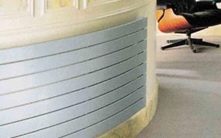 Nueva versión de los radiadores de diseño JET-X de Runtal, máximo rendimiento térmico para calefacción