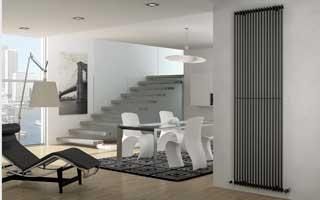 Arpa, el radiador de alto rendimiento y calefacción a baja temperatura de Irsap